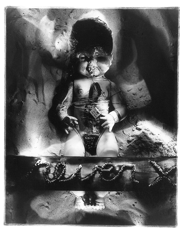Diana Thorneycroft, Untitled (Matrushka Doll), 1992. © Diana Thorneycroft
