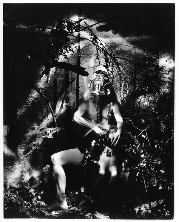 Diana Thorneycroft, Untitled (Centaur in the Garden), 1992. © Diana Thorneycroft