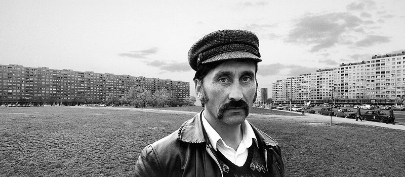 Pierre Guimond, Budapest, 1991.© Pierre Guimond