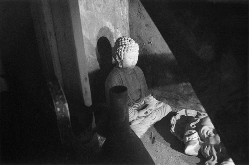 Alain Laframboise, Visions domestiques 03, épreuves couleur, 1997. © Alain Laframboise