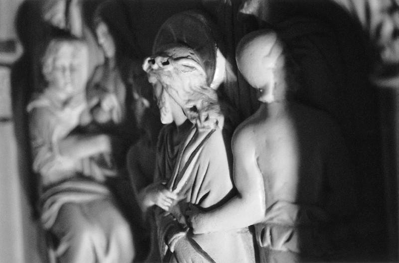 Alain Laframboise, Visions domestiques 09, épreuves couleur, 1997. © Alain Laframboise