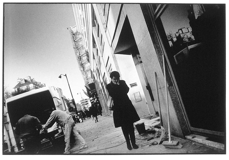 Jean-Luc Moulène, Sérigraphie tirée de la série Déposition, 1997 120 x 176 cm. © Jean-Luc Moulène