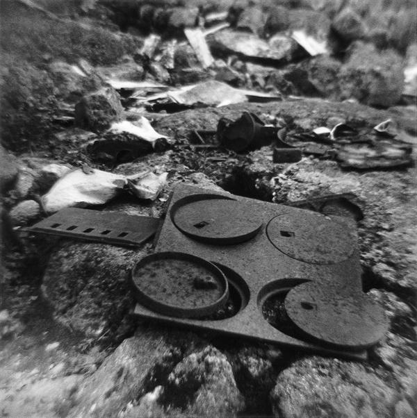 Eileen Leier, Chilkoot Trail, Alaskan side, 1997.© Eileen Leier