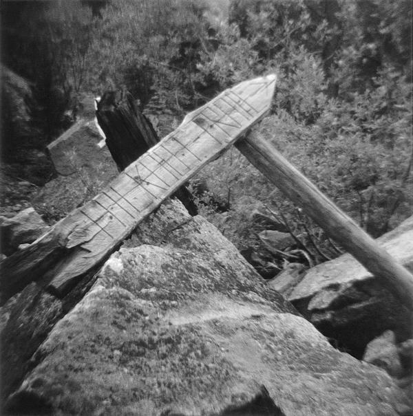 Eileen Leier, Chilkoot Trail, Yukon side, 1997.© Eileen Leier