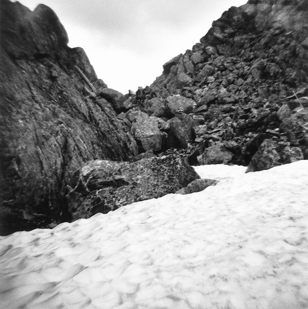 Eileen Leier, The Chilkoot Pass, 1997.© Eileen Leier