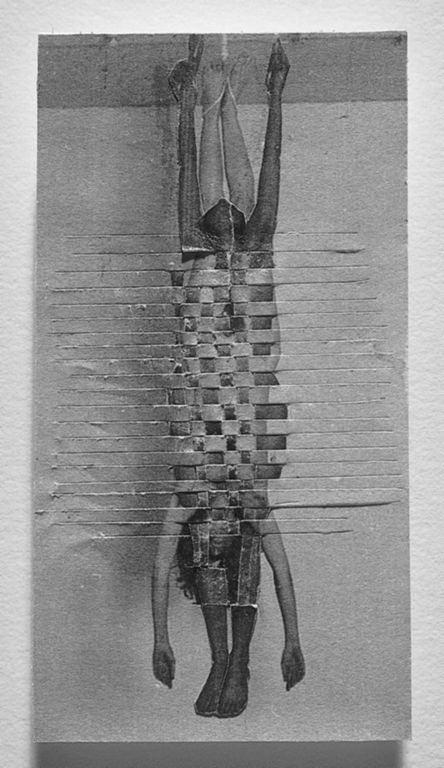 Andrea Szilasi, Éléments de la série Hanging Figure, 1996. © Andrea Szilasi