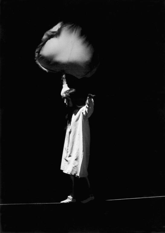 Rhona Bitner, Extrait de la série Circus, 1997, courtoisie Galeria Forum, Tarragone.© Rhona Bitner