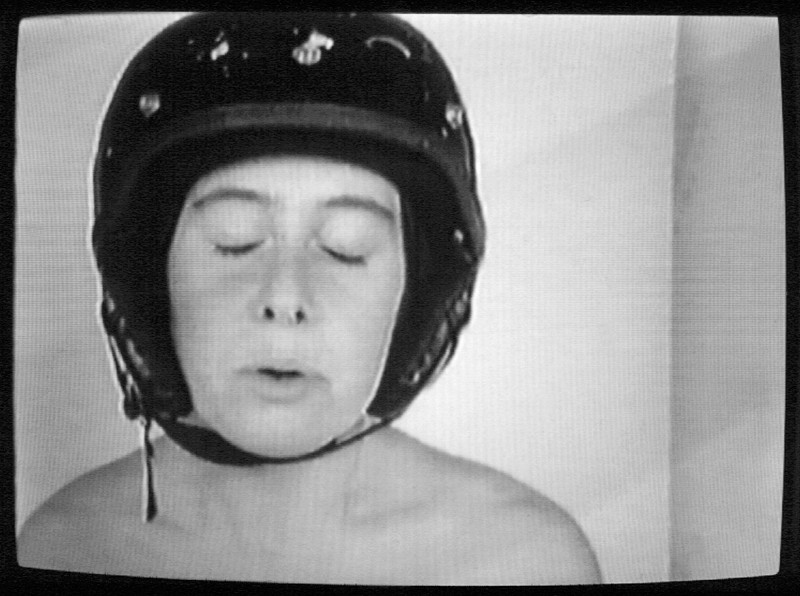 Lynne Marsh, Flipped, 1998, bande vidéo, détail. ©Lynne Marsh