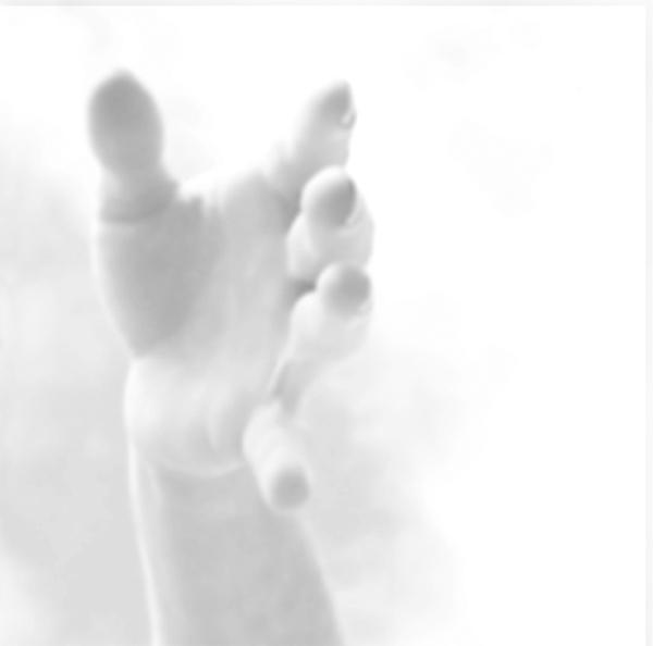 Carl Bouchard, Mon amour, autoportrait. Prise de vue : Nicholas Pitre. Infographie : Sébastien Dion et Carl Bouchard, 4 infographies couleur, extrait, 1997. ©Carl Bouchard