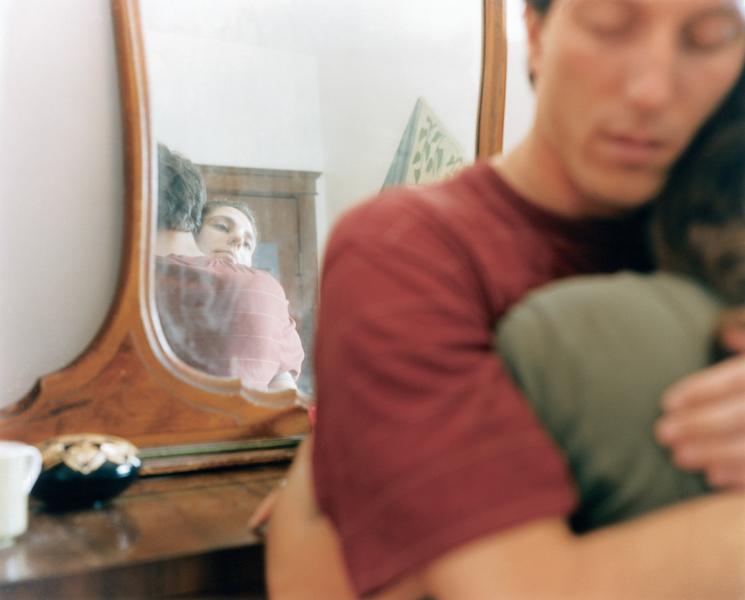 Laura Letinsky, Untitled (Sa and Scott), 1996, de la série Venus Inferred, 50 x 60 cm. ©Laura Letinsky