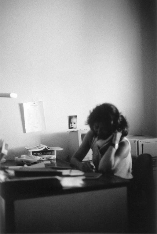Bernard Plossu, Marseille, 1991. ©Bernard Plossu