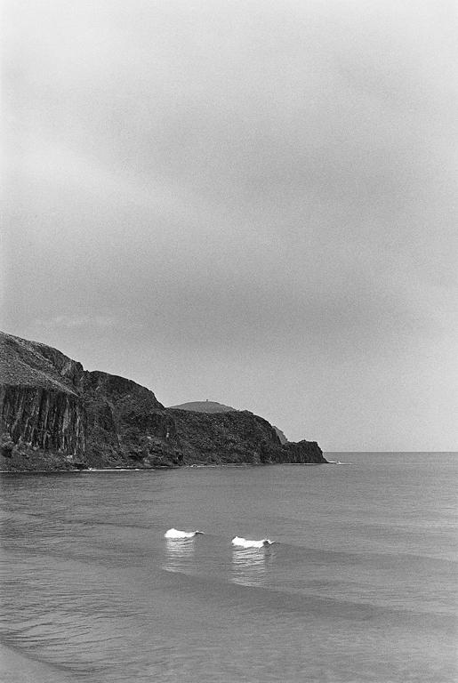 Bernard Plossu, La Isleta del Moro, Espagne, 1989. ©Bernard Plossu