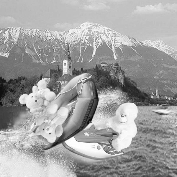 Ghenadi Gatev, Jet, épreuve numérique en couleur. ©Ghenadi Gatev