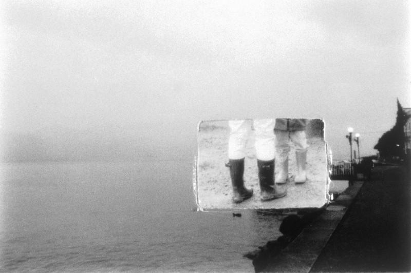 Nathalie Caron, Voeux (extrait), 1997, épreuve argentique. ©Nathalie Caron