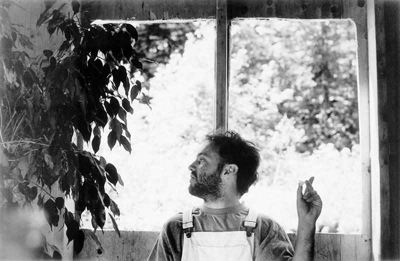 Steve Leroux, Sans titres, de la série Souche,Terre, Mer, 1997, 40.7 cm x 50.8 cm, épreuve argentique. ©Steve Leroux