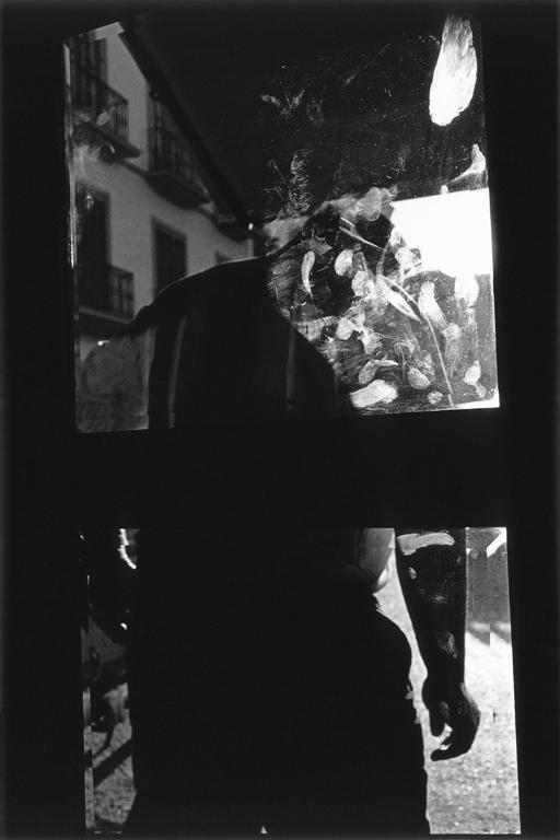 Serge Clément, Séville, Espagne, 1997, épreuve argentique. ©Serge Clément