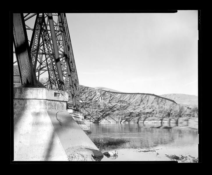 Geoffrey James, High level bridge, © Geoffrey James
