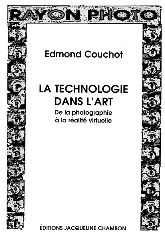 Edmond Couchot, Nîmes, Éditions Jacqueline Chambon coll. Rayon Photo, 1998, 271 pages.