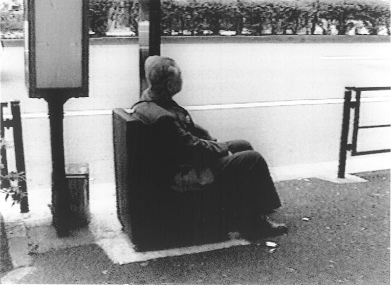 Wanda Koop, Video Scroll Poems (extraits), impression thermique, 20 x 15 cm, 1996 (numérisation réalisée à Vancouver). © Wanda Koop