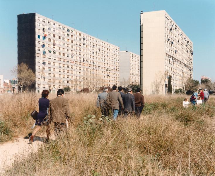 Xavier Ribas, Sans titre, épreuve couleur, 40,5 x 30,5 cm, 1998. © Xavier Ribas