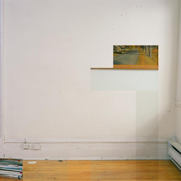 Nicolas Baier, Septembre, 2000, tirage Lambda sur papier photo glacé, extrait du triptyque, édition du CIAC, 43 x 43 cm. © Nicolas Baier
