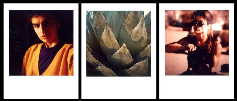 Rosalie Favell, Longing and Not Belonging, épreuves numériques couleur, 1997-1999. © Rosalie Favell
