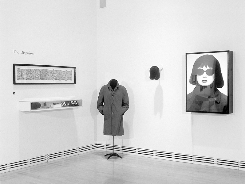 Vera Greenwood, L'Hôtel Soficalle, 'The Disguises', 2001, mix media. © David Barbour