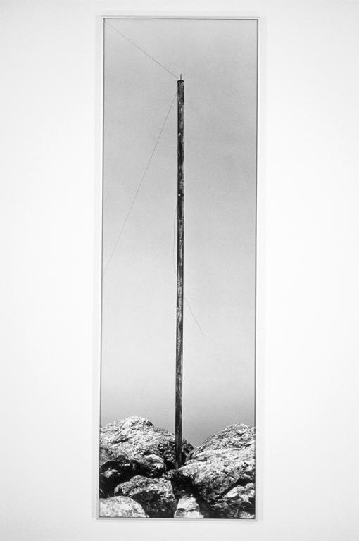Sophie Calle, L' erouv de Jérusalem, 1996, texte et photographies. ©Sophie Calle