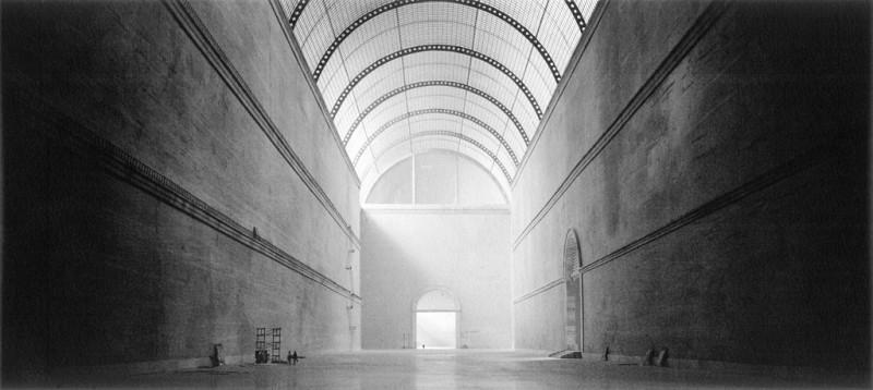 Carl Zimmerman, Great Hall Mausoleum, Birmingham, England, from Landmarks of Industrial Britain, digital print, 2000. ©Carl Zimmerman