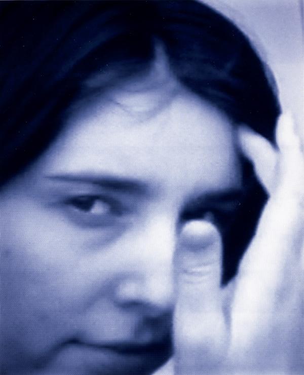 Sergio Buffini, Persone, 1999, épreuves couleur, du projet Via Emilia, Fotografia, luoghi e non luoghi I. © Sergio Buffini