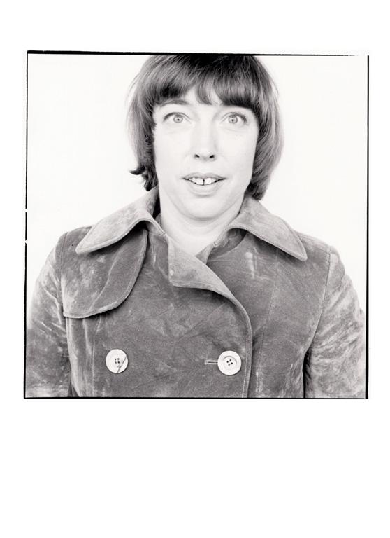 Arnaud Maggs, Sandra Gwyn, 1981, silver print. © Tous droits reserves