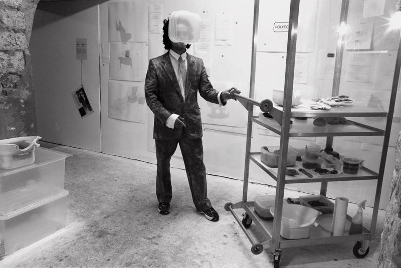 Massimo Guerrera, Siège social temporaire II (Polyco), 1998, épreuves couleur et argentiques, 76 x 102 cm, 1998-2003, avec l'autorisation de la galerie Joyce Yahouda, Montréal. © Massimo Guerrera