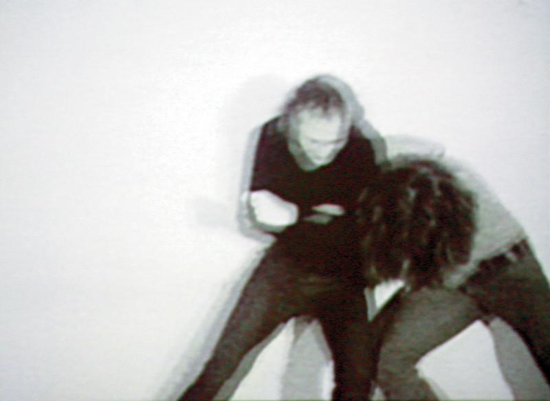 Vito Acconci, 1969, Three Frame Studies, super 8, n. et b. et couleur, 10 min 59 s. Electronic Arts Intermix, New York. © Vito Acconci