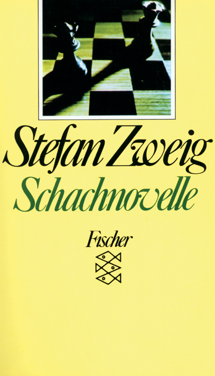 Stefan Zweig, Schachnovelle, Francfort-sur-le-Main, Éditions Fischer Taschenbuch, 1973. @ Stefan Zweig