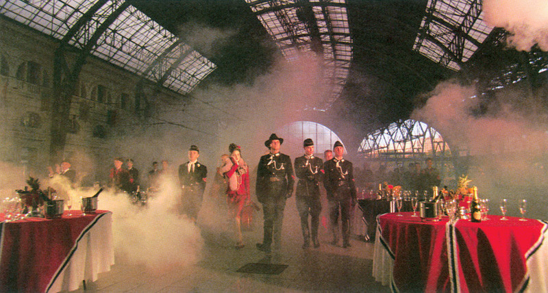 Peter Greenaway , Tulse Luper Suitcases, Kassander Film Company, 2004 © Peter Greenaway