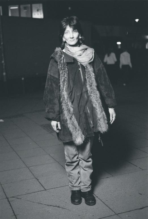 Fiona Tan, Countenance (Drug Addict), 2001, extraits d'installations vidéo. © Fiona Tan