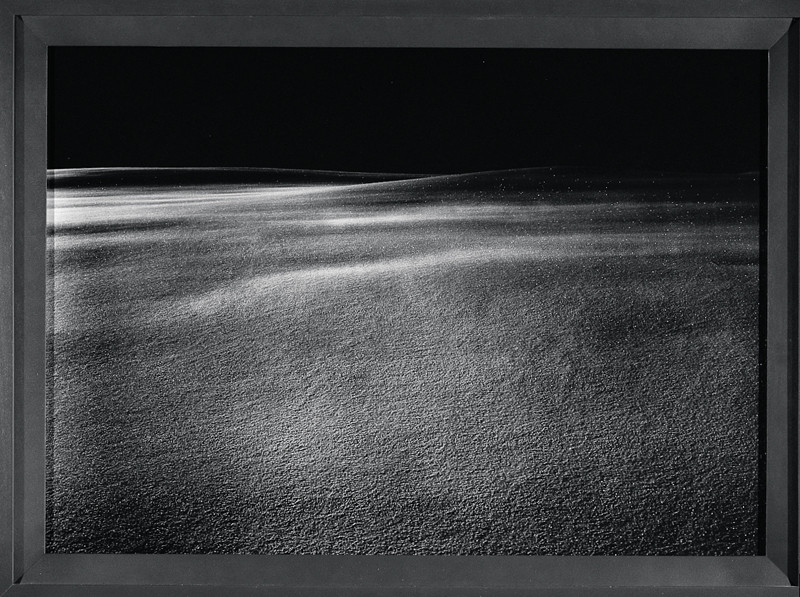 Michael Flomen, Starfield, 1996, from Teering, gelatin silver toned print, 122 x 165 cm, courtesy of the artist. © Michael Flomen