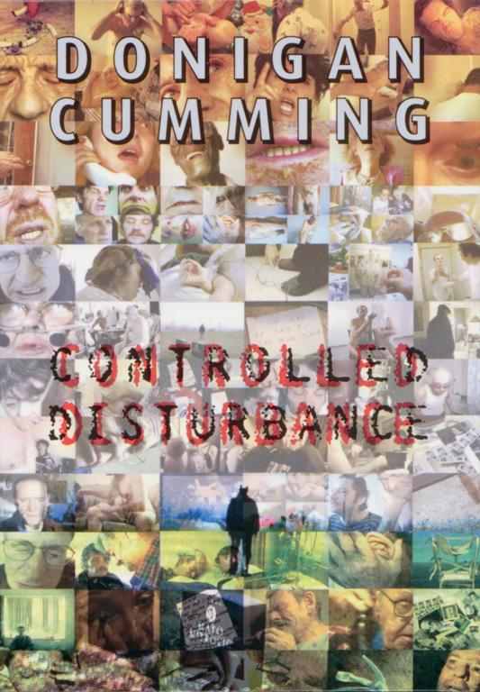 Controlled Disturbance, Donigan Cumming, Montréal, Vidéographe, Coffret DVD, 2005. © Donigan Cumming