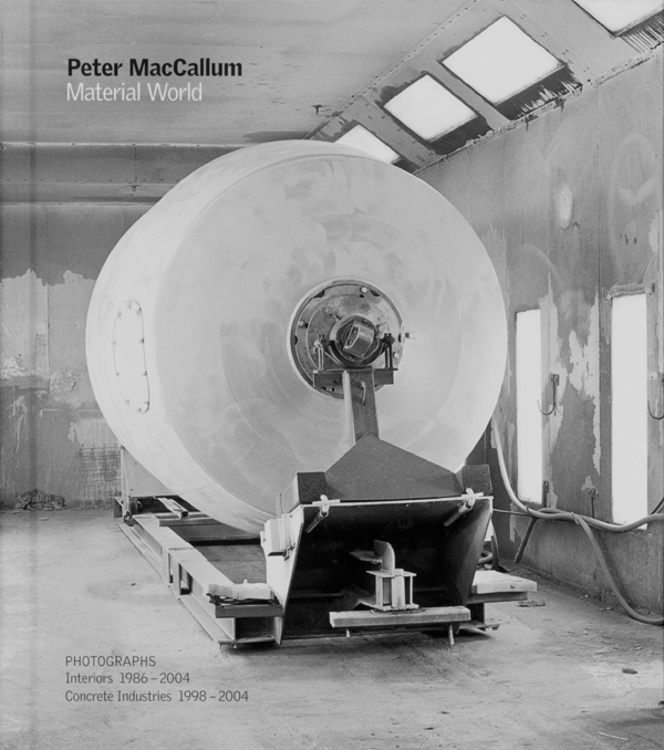 Peter MacCallum : Material World, YYZ Books and Museum, London, 2004