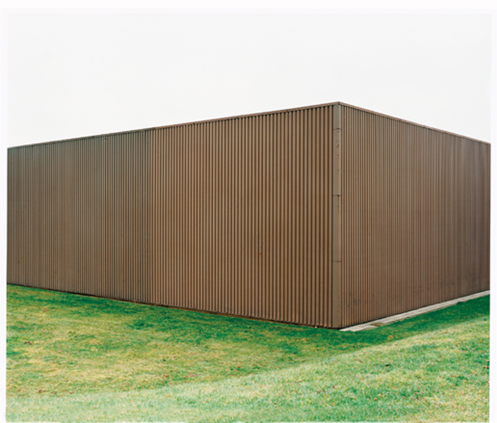 Franck Breuer, Untitled, Liège B, 45 x 58,6 cm, colour prints, 2000. © Franck Breuer