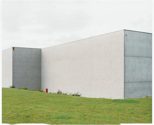 Franck Breuer, Untitled, Liège B, 57 x 76 cm, colour prints, 2000. © Franck Breuer