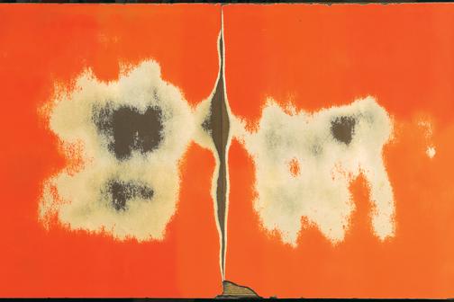 Nicolas Baier, Steamé, épreuve au jet d'encre, 109 x 165 cm, 2005. © Nicolas Baier
