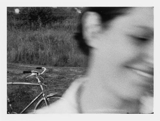 Michel Lamothe, Sans titre, de la série Photogrammes, 1991-2006, épreuve à la gélatine d'argent, 28 x 36 cm. © Michel Lamothe