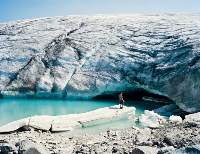 Jessica Auer, Glacier National Park, British-Columbia, 2006, 101,6 x 132,1 cm. © Jessica Auer