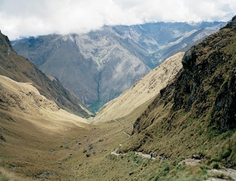 Jessica Auer, Inca Trail, Peru, 2005, 101,6 x 132,1 cm. © Jessica Auer