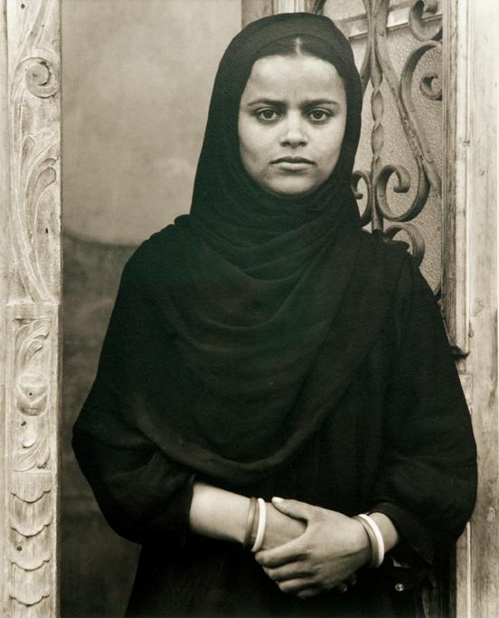Paul Strand, Rifka, 1959, 24,13 x 20,32 cm. @ Paul Strand