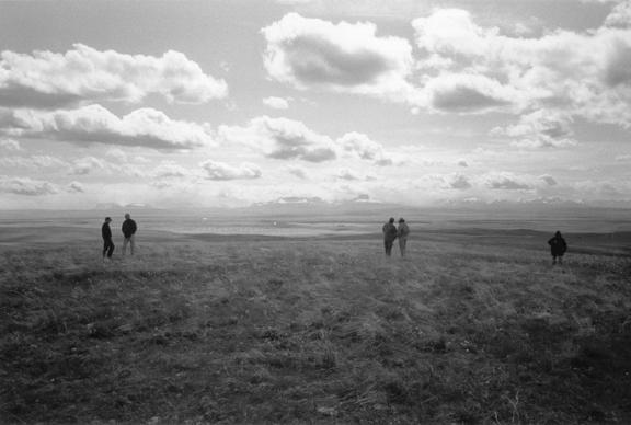 Angela Grauerholz, McIntyre Ranch, 2005, 76,2 x 101,6 cm. @ Angela Grauerholz