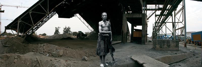 Sammy Baloji , Série Mémoire, 2006 © Sammy Baloji (Congo-Kinshasa)
