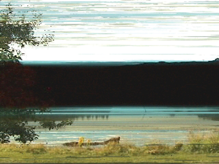 Susan Collins, Glenlandia, 31 July 2006, 02:27 am, digital inkjet prints on archival matte paper, 145 x 112 cm. © Susan Collins