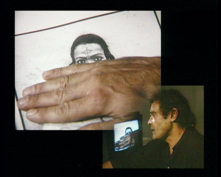 Harun Farocki, Schnittstelle / Section, 1995 (extraits vidéo - BetaSp, 23 min.). © Harun Farocki
